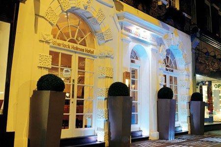 Sherlock Holmes Hotel London London
