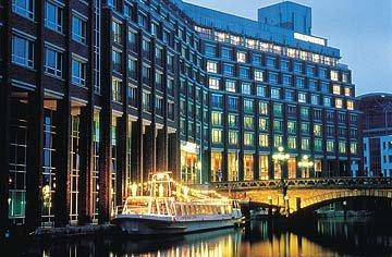 Steigenberger Hotel Hamburg Germany