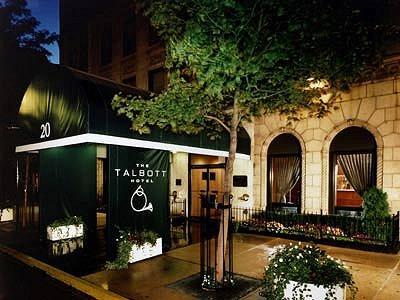 Talbott hotel chicago for Talbott hotel chicago