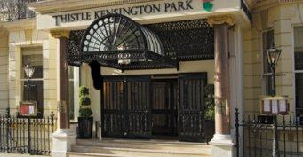 Thistle kensington park hotel london london for Thistle kensington gardens hotel