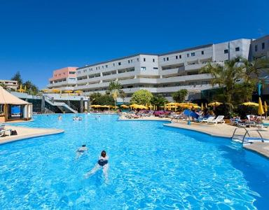 Turquesa playa apartments gran hotel tenerife island for Decor international tenerife