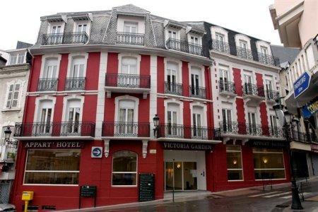 Victoria garden appart 39 hotel lourdes lourdes for Appart hotel en france