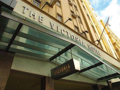 Victoria Hotel Melbourne Managed by Accor