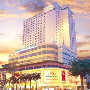 ho chi minh city windsor plaza hotel: